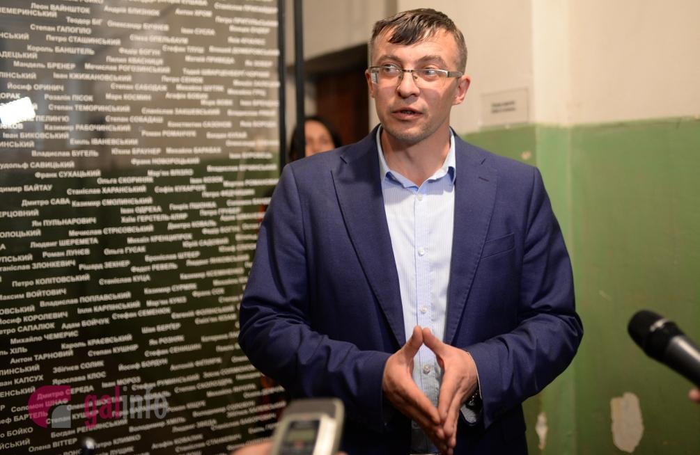 Руслан Забілий. Фото - Гал-інфо.