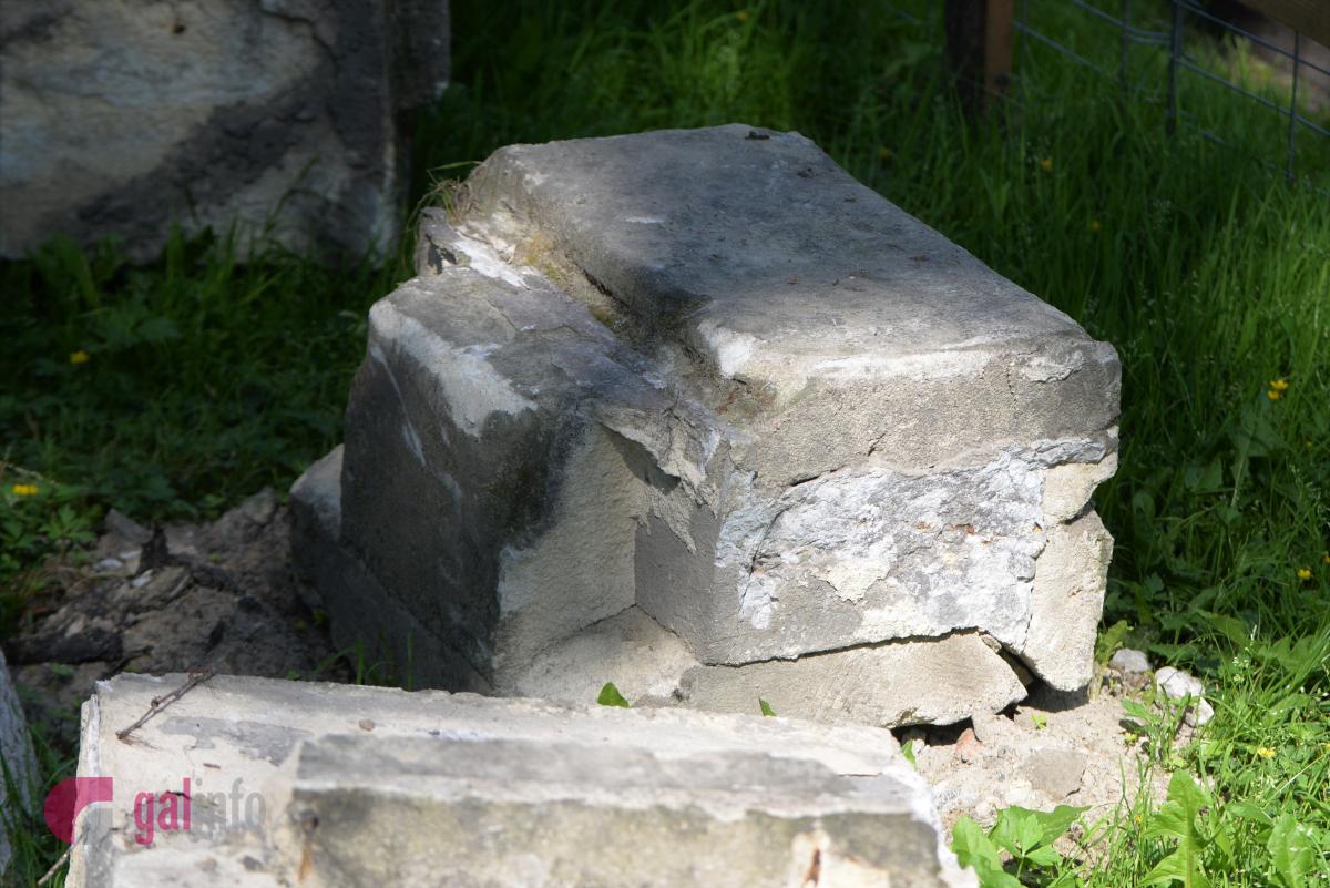 У центрі Львова археологи виявили мури давнього храму ХVІ cт. та людські кістки. Фото Олена Ляхович, Гал-інфо