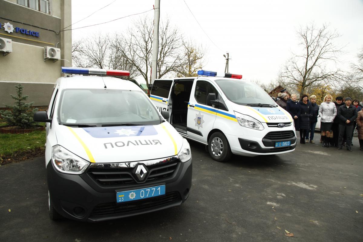 Цьогоріч на Франківщині планують відкрити ще три поліцейські станції (перелік)