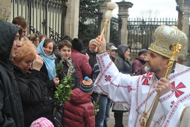 Фото пресслужби Львівської архиєпархії Української Греко-Католицької Церкви.