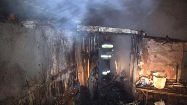 Вогонь забрав життя 58-річного прикарпатця
