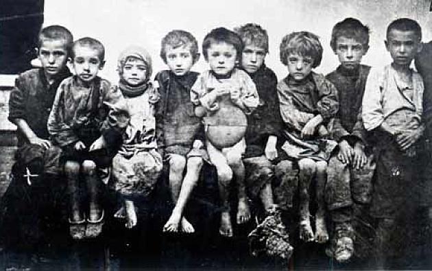 Новини України: Інститут національної памяті збирає свідчення про Голодомор