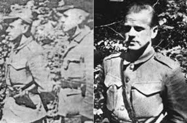Як загинув легендарний полковник УПА «Грім» (фото)