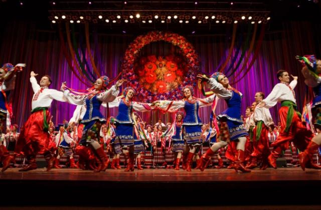 У Франківську на День Незалежності виступить всесвітньовідомий хор імені Верьовки (афіша)