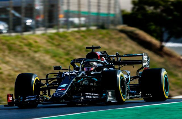 Гран Прі Португалії: Хемілтон перевершив рекорд Шумахера