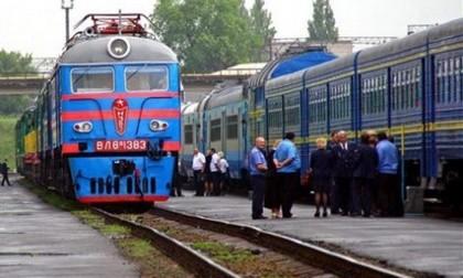 Залізниця скасовує 14 пар поїздів